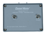 Channel Master Titan 2 High Gain Preamplifier 30dB