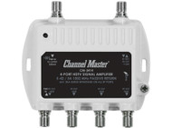 Channel Master Ultra Mini 4 Distribution Amplifier