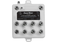 Channel Master Ultra Mini 8 Distribution Amplifier
