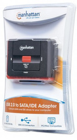 Manhatten Hi-Speed USB to SATA/IDE Adapter