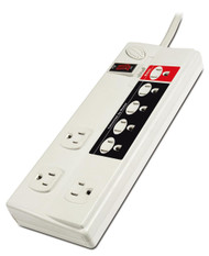 8 Outlet Energy Saving Power Center Surge Protector