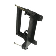 Single Nail-On Low Voltage Mounting Bracket