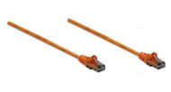 RJ-45 Male / RJ-45 Male; 5 ft. (1.5 m); Orange