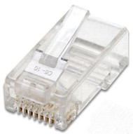 100-Pack Cat5e RJ45 Modular Plugs (IC_790055)