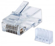 90-Pack Cat6 RJ45 Modular Plugs (IC_790604)