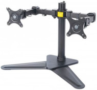 LCD Monitor Stand with Double-Link Swing Arms (461108)