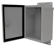 6x8x4 NEMA3rR Outdoor Box, Latch