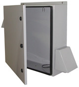24x24x8 NEMA3R Outdoor Box W/ Fan