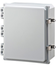 12x10x4 Non-Metal Latch-Enclosure
