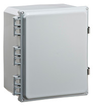 12x10x6 Non-Metal Latching Enclosure