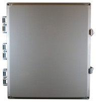16x14x7 Non-Metal Latch-Enclosure