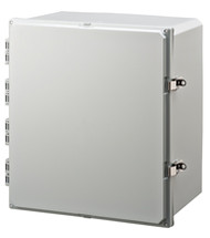 18x16x10 Non-Metal Latch-Enclosure