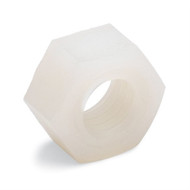 Philmore 10-516 Nylon Hex Nut  6-32 x 1/4   15 Pack (lkg_10-516)