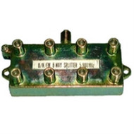 8-Way Indoor / Outdoor Hybrid Splitter (lkg_42-138)