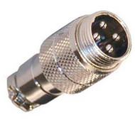Philmore 61-634  4 Pin In-Line Male Mobile Connector (lkg_61-634)