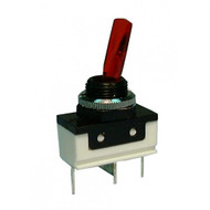 Philmore 30-890 Lighted Paddle Handle Switch SPST 16A@12V  ON-OFF  Red (lkg_30-890)