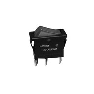 Philmore 30-069 Lighted Snap-In Rocker Switch  SPST 15A @125V  ON-OFF (lkg_30-069)