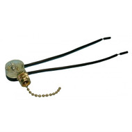 Philmore 30-9157 Pull Chain Switch  SPST 6A @125V/3A@250V  ON-OFF (lkg_30-9157)
