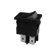 Philmore 30-852 Mini Rocker Switch  SPST 15A@125V  ON-OFF Black/Green (lkg_30-852)