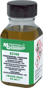 CONFORMAL COATING STRIPPER-GEL, WITH BRUSH CAP (mg_8310A-55ML)