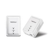 500 AV Compact Powerline Ethernet Adapter kit
