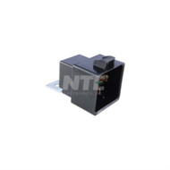 RELAY SPST-NO 50A 12VDC SHROUDED .250 INCH QUICK CONNECT TERMINALS W/MOUNTING FLANGE WEATHERPROOF (nte_R51-1D40-12FW)