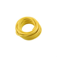HOOK UP WIRE AUTOMOTIVE TYPE 14GAUGE YELLOW STRANDED 20 FEET (nte_WA14-04-20)