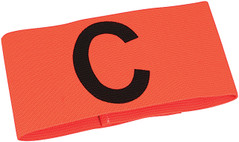 Captain Armband - Orange [From: $7.20]