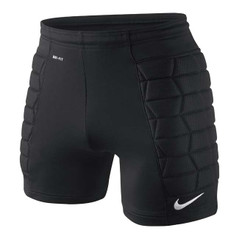 PADDED GOALIE SHORT BLACK [FROM: $42.00]