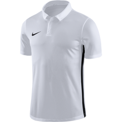 DRY ACADEMY POLO  WHITE [FROM: 37.50]
