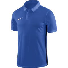 DRY ACADEMY POLO  ROYAL BLUE [FROM: $37.50]