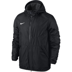TEAM FALL JACKET BLACK [FROM: $112.00]