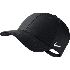CLUB TEAM CAP BLACK/WHITE [FROM: $21.00]