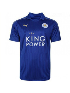 LEICESTER HOME JERSEY YOUTH 16/17