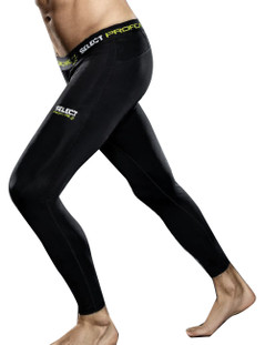 COMPRESSION PANT BLACK [FROM: $64.00]