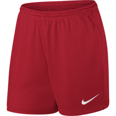 PARK II WOMENS SHORT UNI RED [FROM: $18.75]