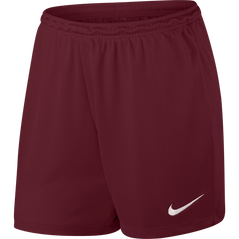 PARK II WOMENS SHORT TEAM RED [FROM: $18.75]