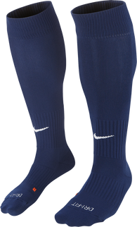 CLASSIC II OTC SOCK NAVY [FROM: $11.70]