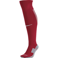 STADIUM OTC SOCK UNI RED [FROM: $11.70]