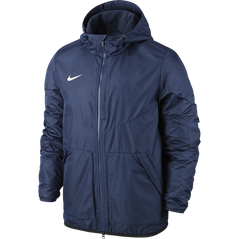 TEAM FALL JACKET NAVY [FROM: $112.00]