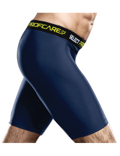 COMPRESSION SHORT NAVY [FROM: $40.00]