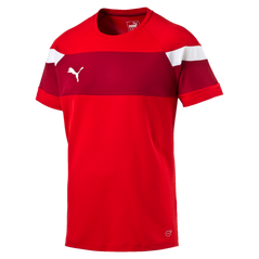 SPIRIT II JERSEY S/S RED/PEPPER/WHITE [FROM: $24.50]
