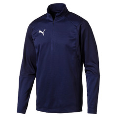 LIGA 1/4 ZIP JACKET NAVY [FROM: $45.50]