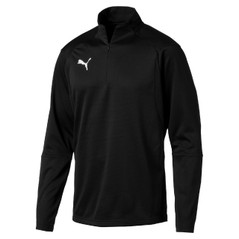 LIGA  1/4 ZIP JACKET BLACK [FROM: $45.50]