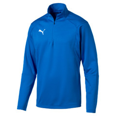LIGA  1/4 ZIP JACKET ROYAL [FROM: $42.00]
