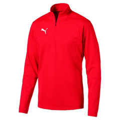 LIGA  1/4 ZIP JACKET RED [FROM: $45.50]