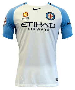 MELBOURNE CITY HOME JERSEY 16/17