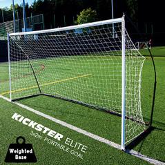 KICKSTER ELITE WEIGHTED BASE VERSION 3M x 2M [FROM: $332.50]