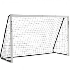 QUICKPLAY UPVC 3M X 2M MATCH FOLD GOAL [FROM: $380.00]