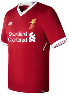 LIVERPOOL HOME JERSEY 17/18